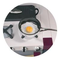 Кафе Волжанка - иконка «кухня» в Тетюшах