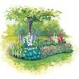 Место встречи - иконка «сад» в Тетюшах